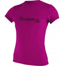 Tee-Shirt UV Womens ONeill Basic Skin