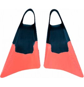 Flossen Pride Vulcan V1 Orange/blau