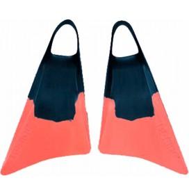 Palmes de bodyboard Pride Vulcan V1 Bleu/orange