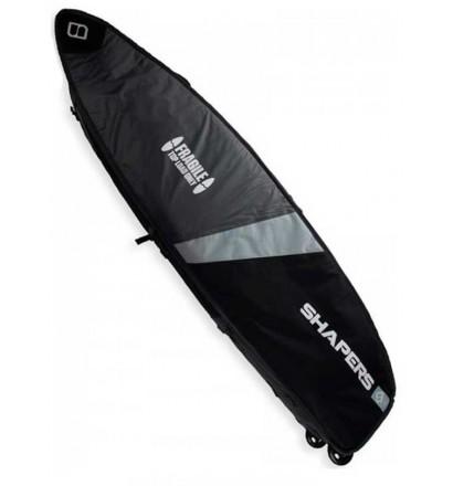 Boardbag van surf Shapers Triple Wheelie