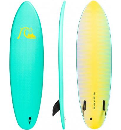 Prancha de surf softboard Quiksilver Discus (EM ESTOQUE)