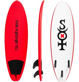 Surfbrett Quiksilver MW Rider 5'6''
