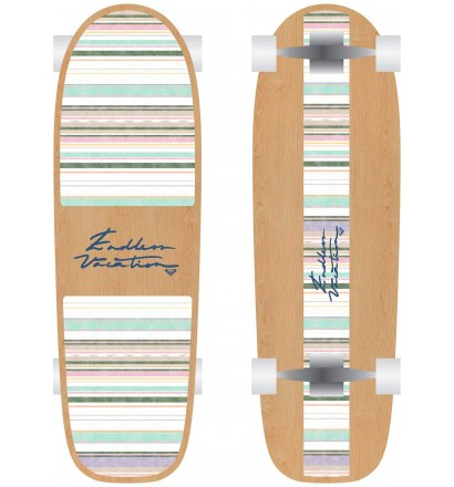 Tabla de surfskate Roxy Vacation 29,5''