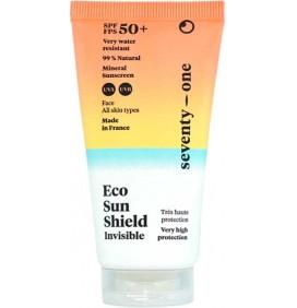 Creme solar eco sun shield SPF50 Seventy One Percent