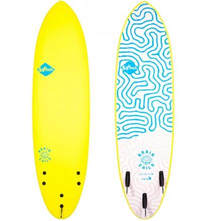 Surfboard Softech Brainchild