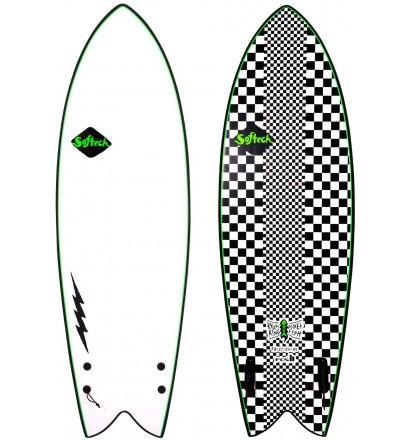 Surfboard Softech Kyuss Fish