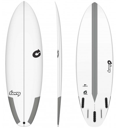 Planche de surf Torq PG-R TEC EPOXY