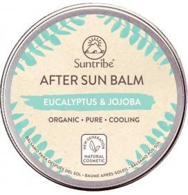 Baume après solaire Suntribe à l'eucalyptus et au jojoba