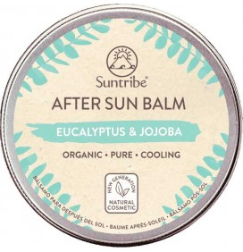 Suntribe after sun balm with eucalyptus and jojoba