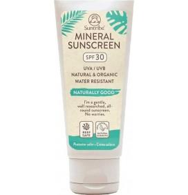 Crema solare Suntribe per corpo e viso SPF30