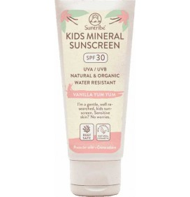 Crema solare Suntribe Kids per corpo e viso SPF30