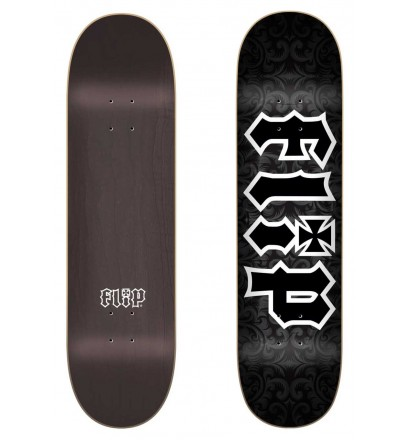 Skateboard Flip HKD Gothic Black 8.25″