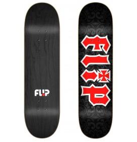 Skateboard Flip HKD Gothic Red 8.0″