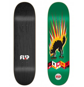 Skateboard Flip Denny Tin Toys 8.25″