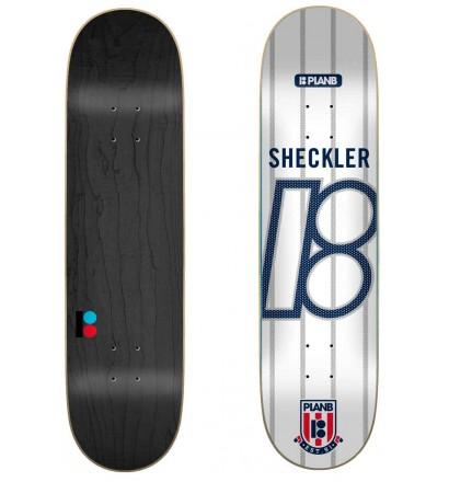 Skateboard Plan B College Sheckler 8.125″
