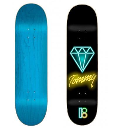 Skateboard Plan B Neon Tommy 8.25″