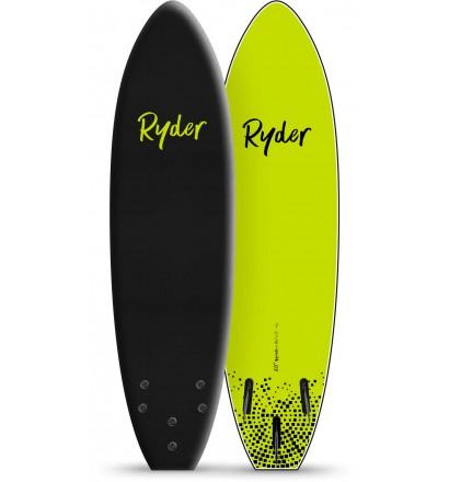 Prancha de surf softboard Ryder Apprentice Thruster (EM ESTOQUE)