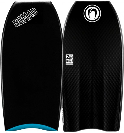 Bodyboard Nomad Cramsie Prodigy D12 Quad Channel