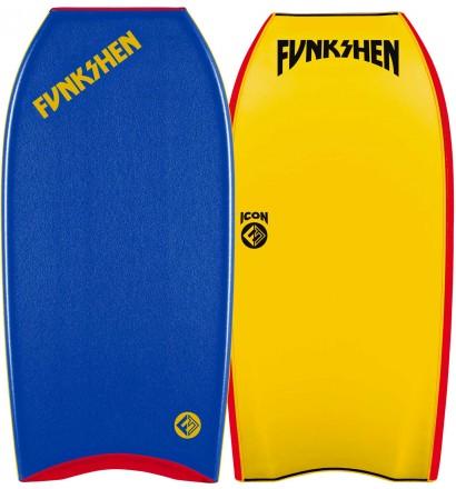 Bodyboard Funkshen Icon D12 PP