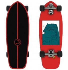 surfskate Slide Joyful Splatter 30''
