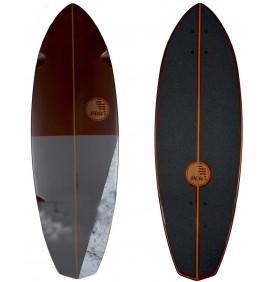 Tabla de surfskate Slide Diamond 32'' Koa