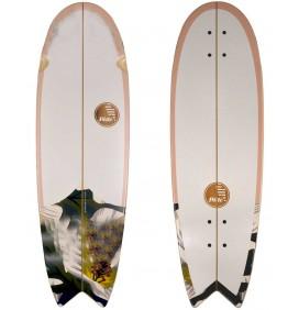 Tabla de surfskate Slide Swallow 33'' Wahine