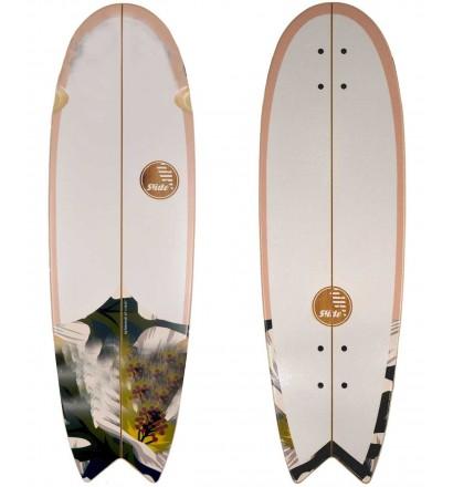Planche de surfskate Slide Swallow 33'' Wahine