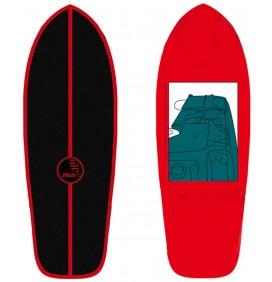 Prancha de surfskate Slide Joyful SK Heritage 30''