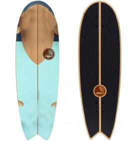 Tabla de surfskate Slide Swallow 33'' Noserider