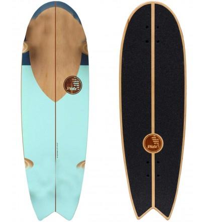Prancha de surfskate Slide Swallow 33'' Noserider