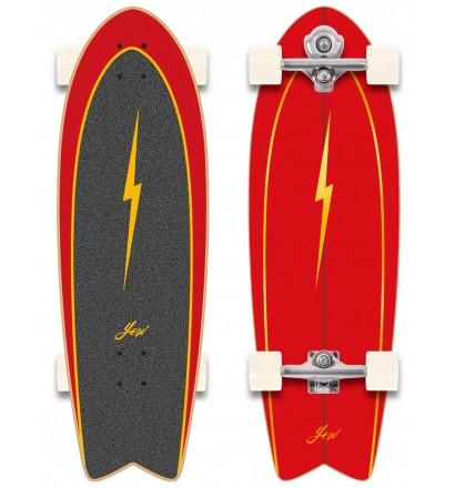Tabla de surfskate Yow Pipe 32''