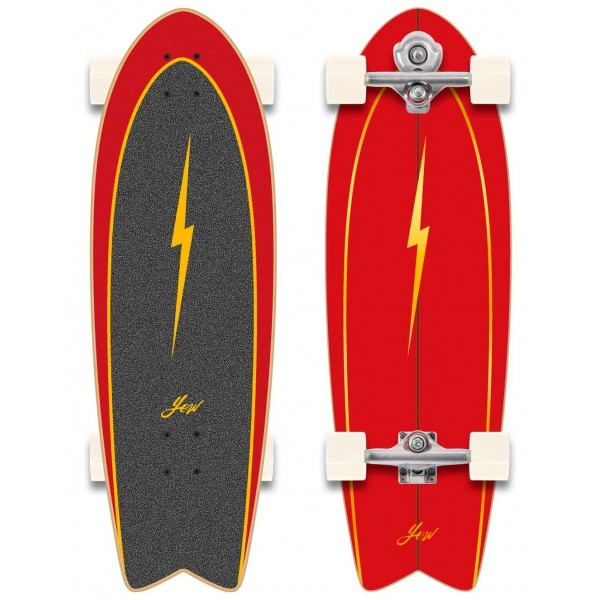 Imagén: Tabla de surfskate Yow Pipe 32