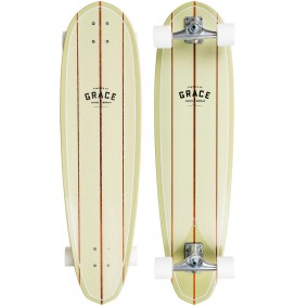 "surfskate Quiksilver ONE BAD EGG 35"""