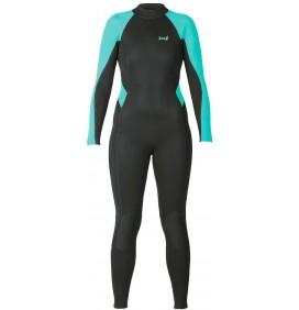 Muta surf XCEL Axis Flatlock women 3/2mm
