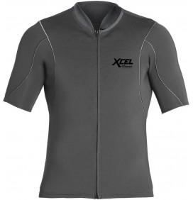 Xcel Axis All Nylon SS Rashguard