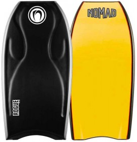 Tabelle Bodyboard Nomad Rogue PE