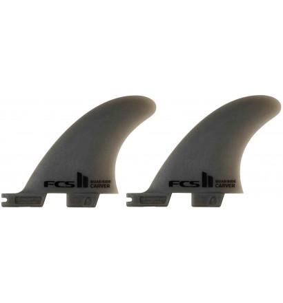 Pinne FCSII Carver Quad Rear Side Byte