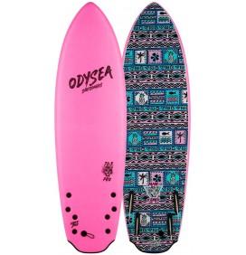 Planche de surf softboard Catch Surf Odysea Pro Job Quad