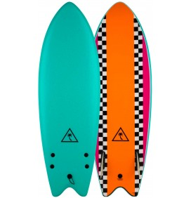 Prancha de surf softboard Catch Surf Heritage Retro Twin