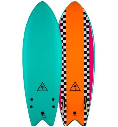 Tavola da surf softboard Catch Surf Heritage Retro Twin