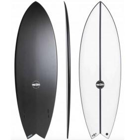 Prancha de surf JS Industries Black Baron EPS Carbon Fusion