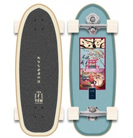 Tabla de surfskate Yow Chiba 30''