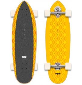 Tabla de surfskate Yow J-Bay 33''