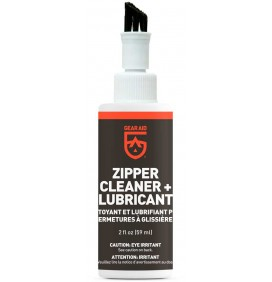 Zipper Cleaner and Lubricant Gear Aid