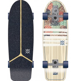 Prancha de surfskate Kruuze Izu 30'' Lotus