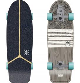 Prancha de surfskate Kruuze Izu 30''