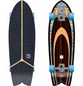 Planche de surfskate Kruuze Solana 32''