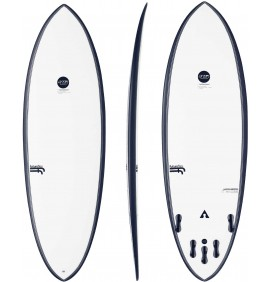 Surfplank Hayden Vormen Hypno Krypto FCS2