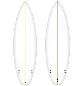 Bennett Blank with Pre shape model 2