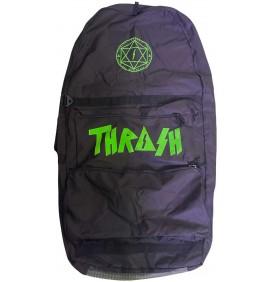 Capas de bodyboard Thrash Travel Bag Black 2 Pocket